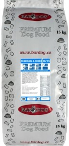BARDOG Chicken & Rice 15kg